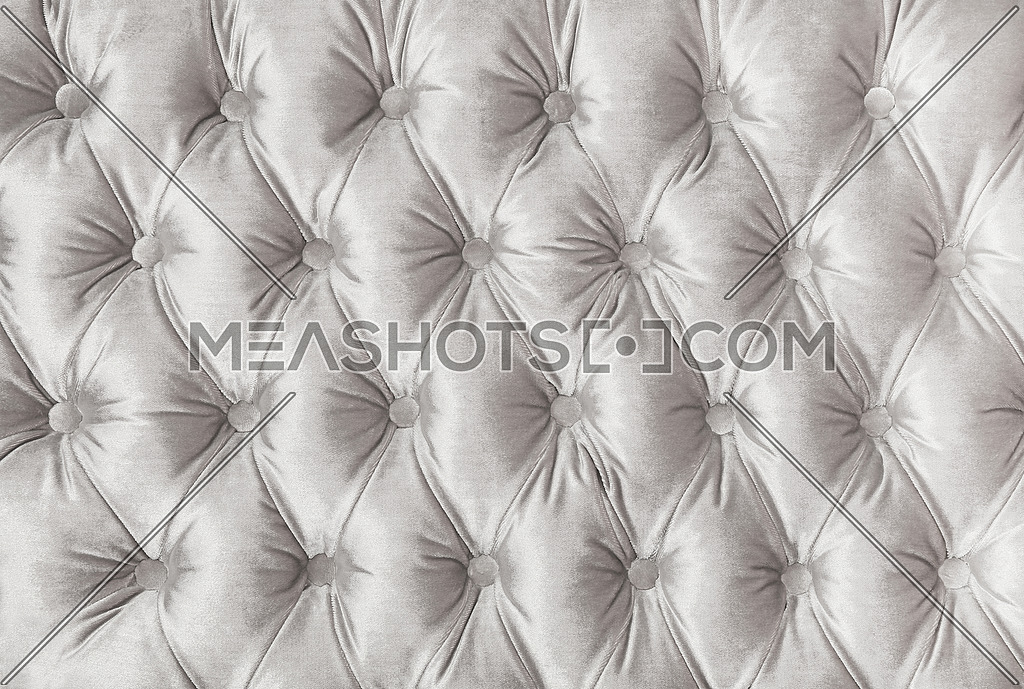 White Capitone Tufted Fabric Upholstery Texture 212001