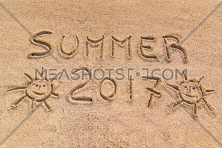 Summer 2017 sign