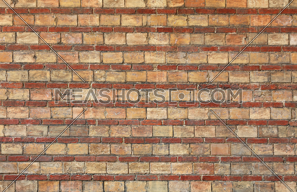 Red Brown Brick Wall Background Texture 201731 Meashots