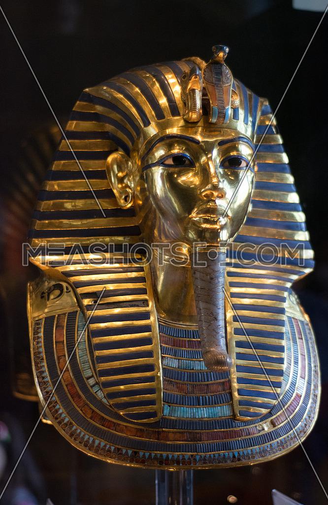 Ancient Pharonic Egyptian Figure from King Tut Treasure in the Egyptian Musuem