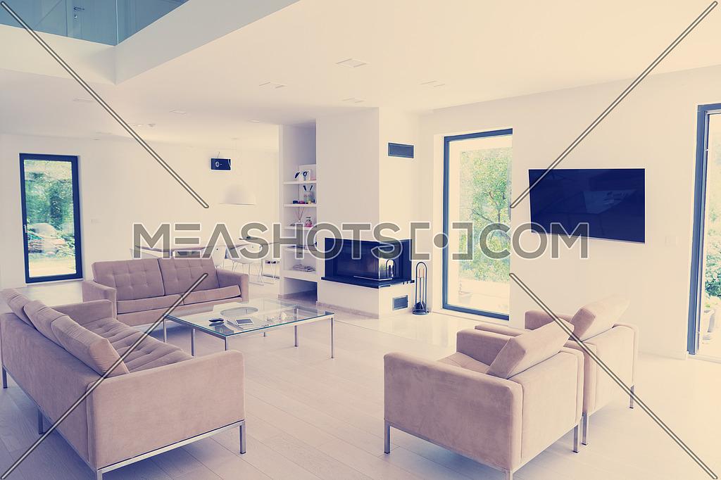 Luxury Living Room 191444 Meashots