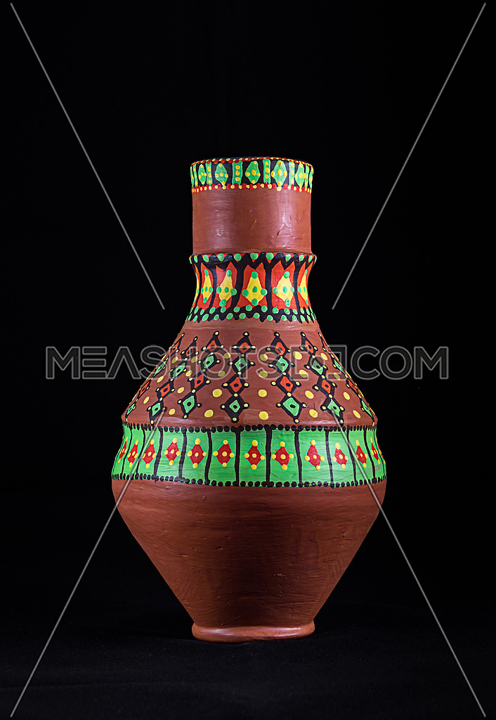 A €œKolla€ is an Egyptian pottery vessel made of clay, one of the oldest habits of the Ancient Egyptians
