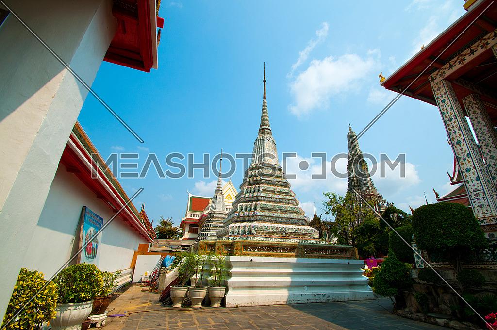 Wat Arun 'Temple of the Dawn' is a Buddhist temple (wat) in the Bangkok Yai district of Bangkok.