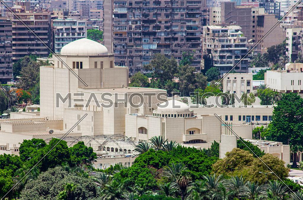 The Cairo Opera House