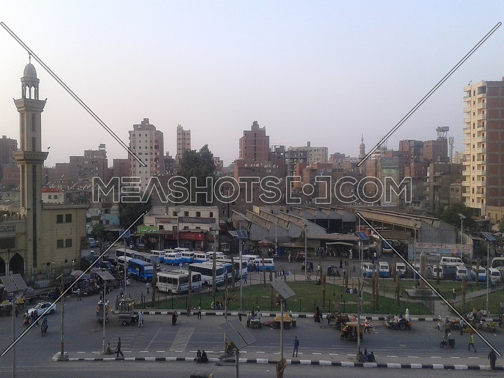 El Matariya (Arabic: المطرية is a district in the northern region of Greater Cairo, east of the Nile, in Egypt.