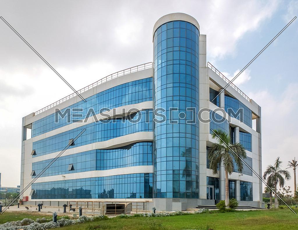 Business Building complex in smart village Egypt