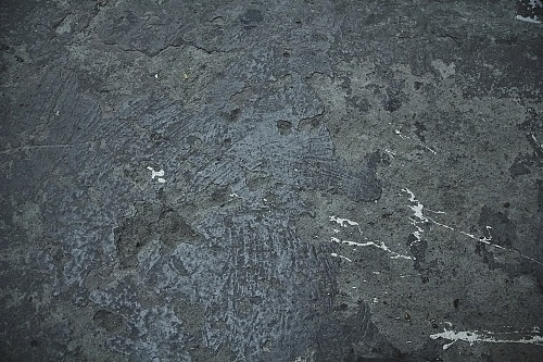 Grunge texture wall blue colored