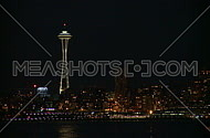 Seattle's Space Needle early evening (2 of 4)