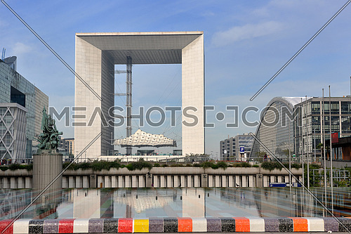 Grand Arch in La Defense