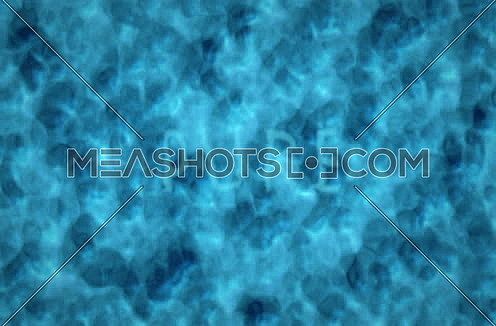 Blue water animation With Text Spelling pure