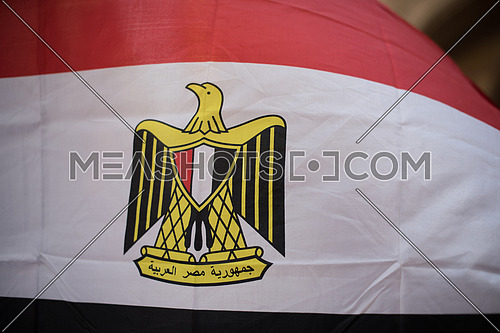 National Flag of Egypt to the streets of Cairo