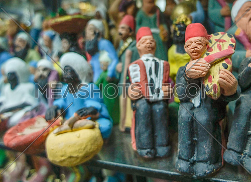 Artistic hand made figurines