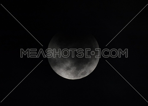 Moon - Eclipse