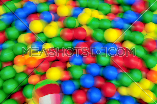 colorful ball background abstract game child