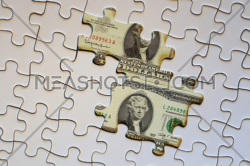 The financial puzzle