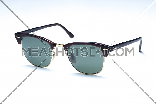 Sunglasses with white background for fashion as a product so designers can use it