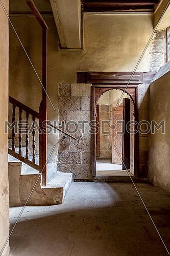 the old historic El Sehemy house in cairo egypt