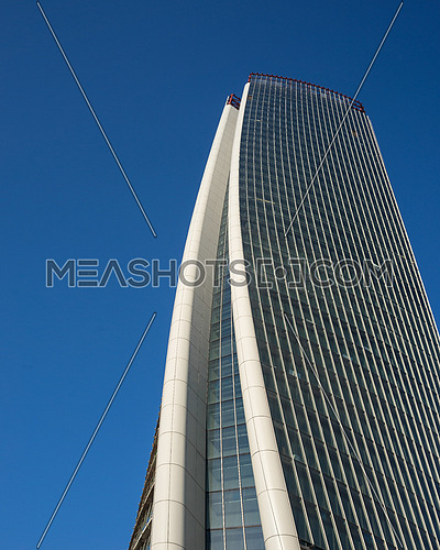 City life tower office ,Milan italy.