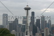 A cloudy morning in downtown Seattle (2 of 2)