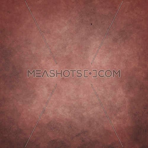 Pink, red, brown colored abstract grunge texture cloudy paper background with stains, paint strokes and cracks