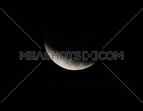 Moon- Eclipse
