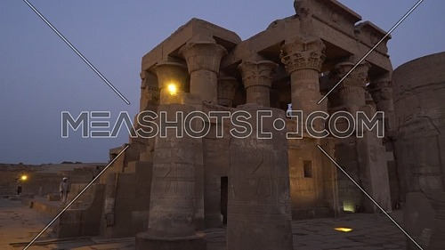 Track Shot for The Temple of Kom Ombo - Aswan, Egypt. by dawn