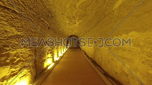 Walkthrough shot inside Saqqara Pyramid in 208612