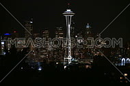 Downtown Seattle - fast zoom in (2 of 2)