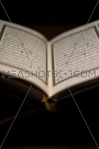 pages of holy koran the testament