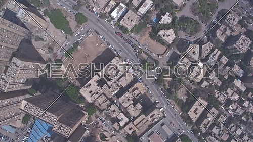 Fly over Top Shot Drone reaveling maadi area in 22th of March 2018 at day.