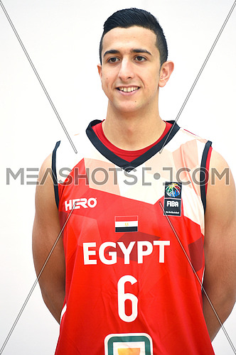 Mohamed Ramadan Egyptian basketball player Shooting Guard in Egyptian Basketball National Team Date of birth: 11 February 1999  محمد رمضان لاعب منتخب مصر لكرة السلة