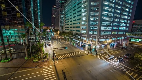 City Timelapse in Tampa, Florida, USA