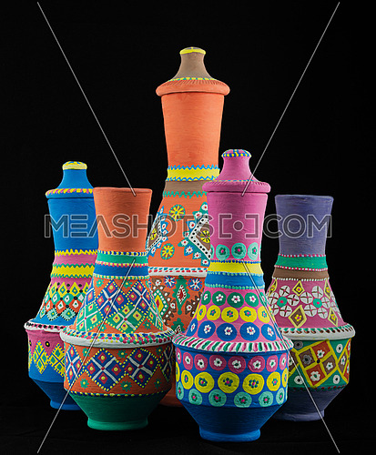 "A ""Kolla"" is an Egyptian pottery vessel made of clay, one of the oldest habits of the Ancient Egyptians"