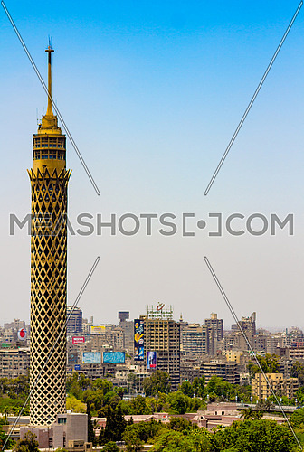 cairo tower in egypt