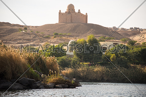 Great Aga Khan Monument in Aswan
