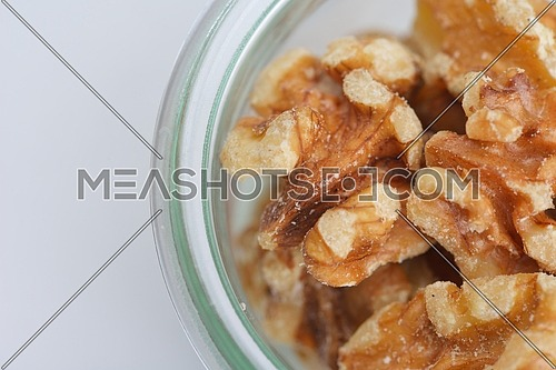 nut healthy food snack ingredient food organic isolated on white background