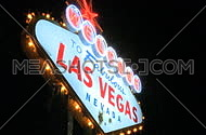 Welcome to Vegas sign - low angle (3 of 5)