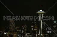 Seattle's Space Needle early evening (4 of 4)
