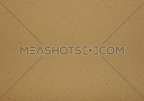 Pastel brown design paper parchment background texture with dark nap fibers pattern