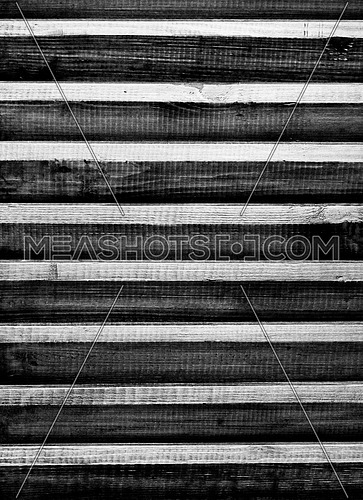 abstract - wooden Window lines - black