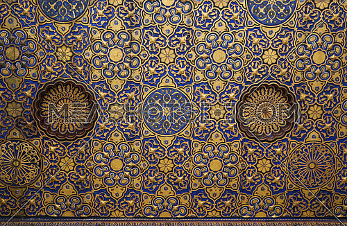 Mosque ceiling - Old Cairo