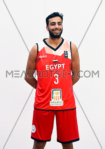 Abdelrahman Sherif Mohamed El Gindi Egyptian basketball player Shooting Guard in Egyptian Basketball National Team Date of birth: 16 February 1998عبد الرحمن الجندي لاعب منتخب مصر لكرة السلة