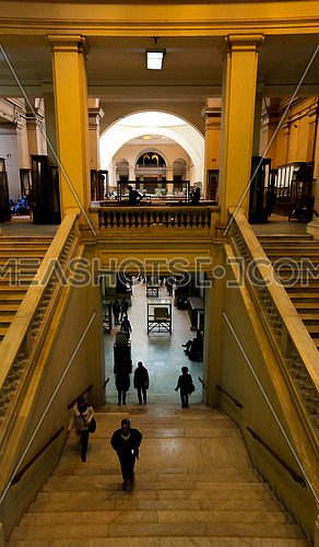 THE ANTIQUE KHANA OF EGYPT (Egyptian Museum)