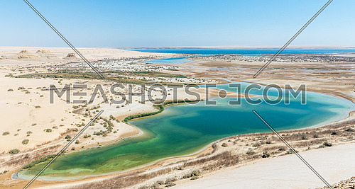 fayoum, magic lake