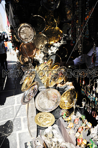 street Market  in tunis
