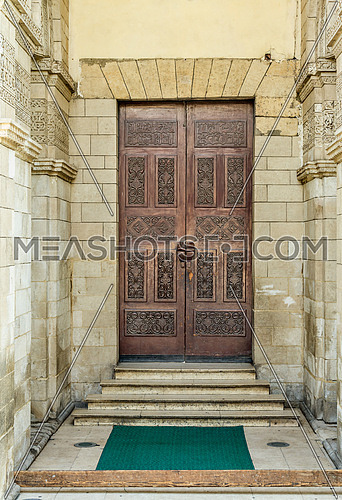 ELHakem Mosque door