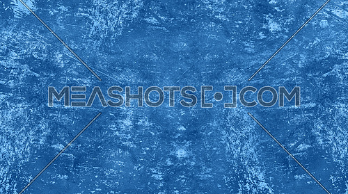 Grunge old vintage dirty shabby distressed pale faded dark blue texture background with uneven noise
