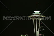 Top of Seattle's Space Needle (1 of 3)