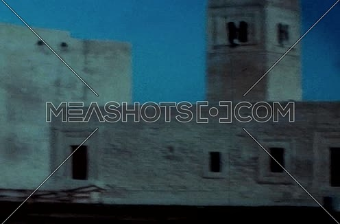 historic footage of tourists in Monastir, 1976