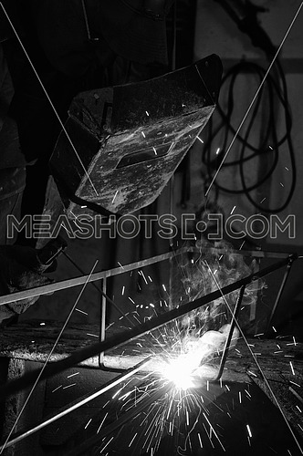 weld machine worker hard industry businessweld machine worker hard industry business